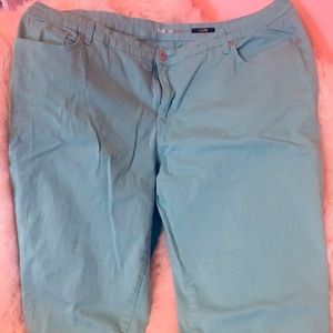 Style & Co pink/coral capri size 22 from Macy's